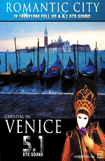 Romantic City: Carnival in Venice