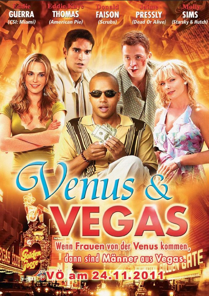 Венера и Вегас - Venus & Vegas