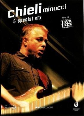 Chieli Minucci & Special EFX: Live at Java Jazz Festival