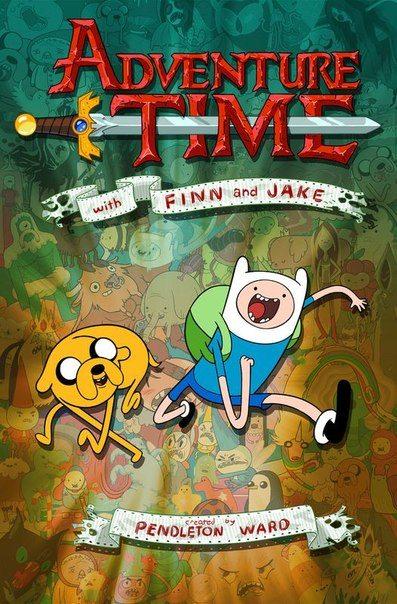 Время приключений - Adventure Time with Finn & Jake