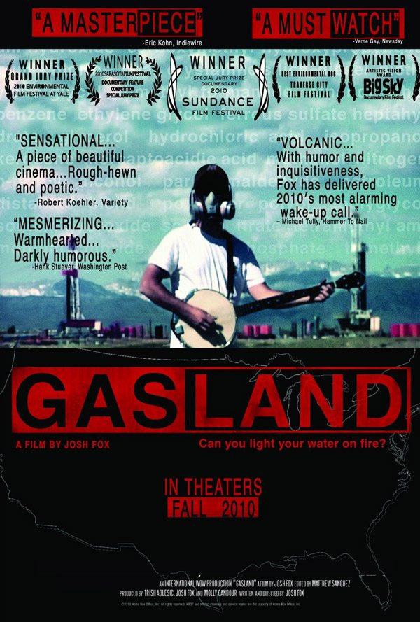 ������� ������ - Gasland