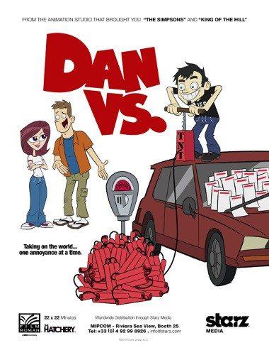 Дэн против - Dan Vs.