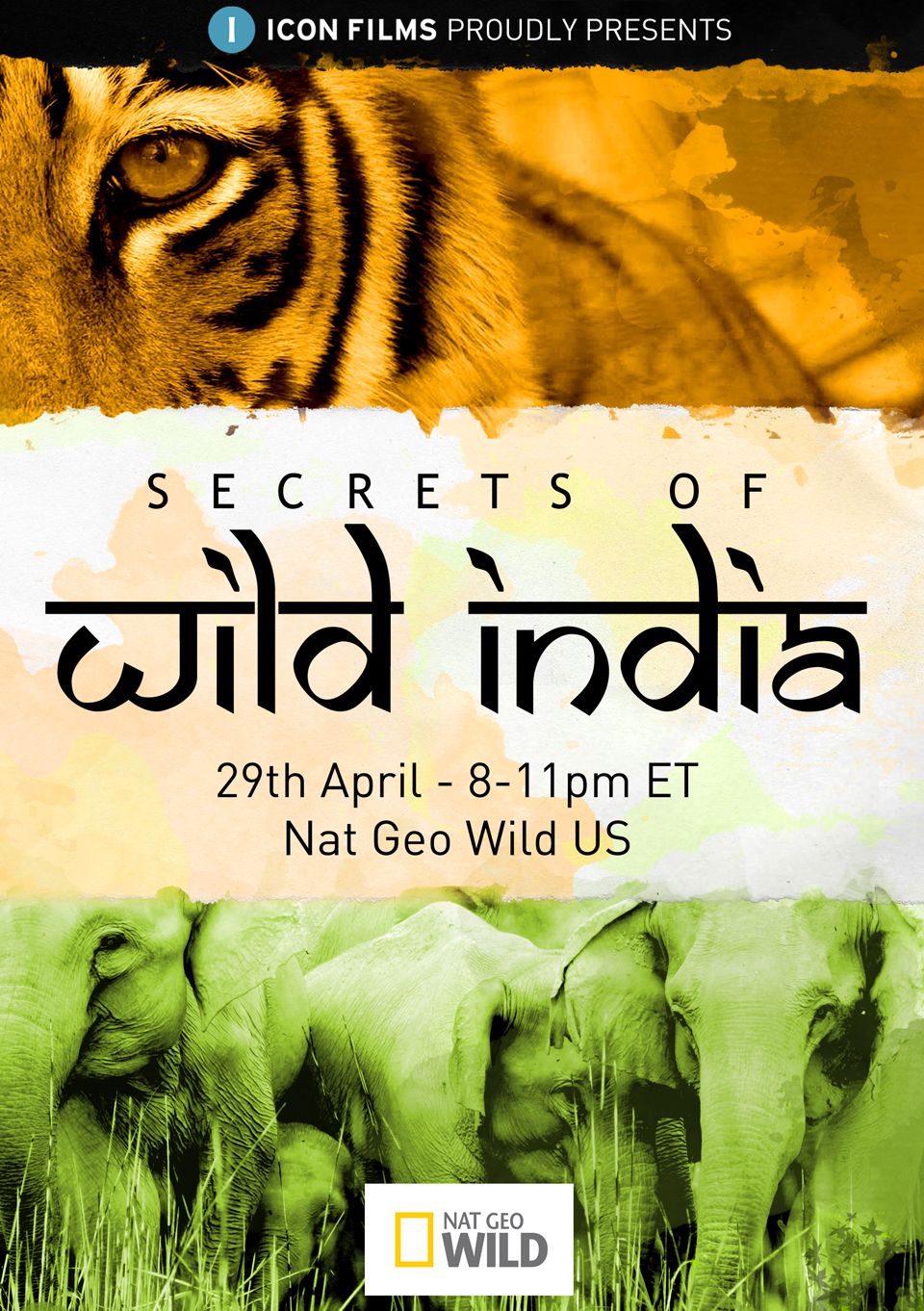 National Geographic: ������� ����� ����� - National Geographic- Secrets of Wild India