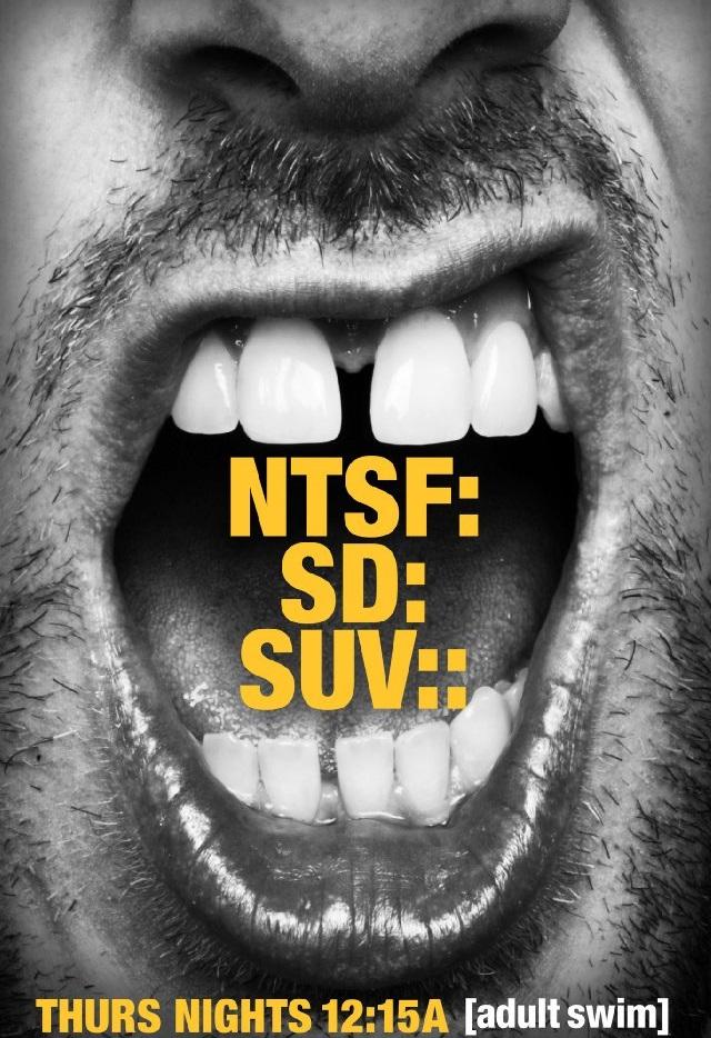 Спецнах: Сан-Диего - NTSF- SD- SUV