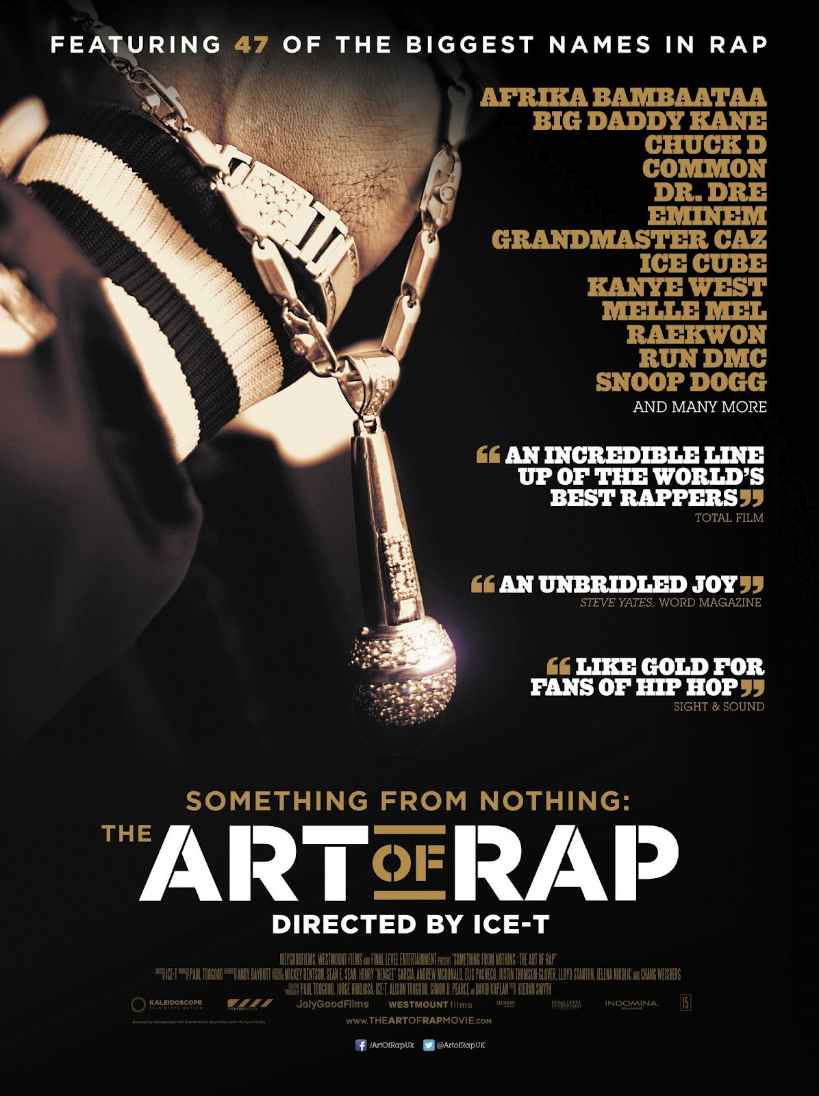 Что-то из ничего: Искусство Рэпа - Something from Nothing- The Art of Rap
