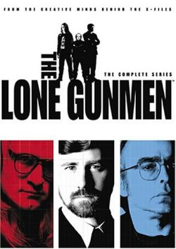 Одинокие стрелки - The Lone Gunmen