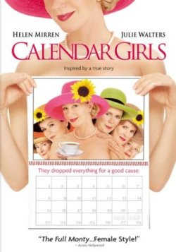 Девочки из календаря - Calendar Girls