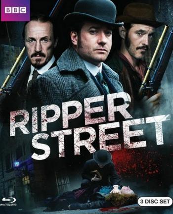 Улица потрошителя - Ripper Street