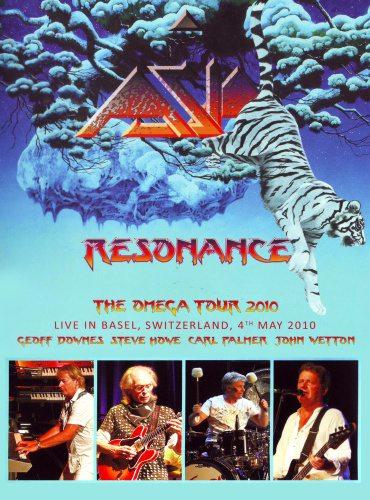 Asia - Resonance - Live in Basel Switzerland 2010