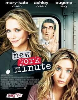 Мгновения Нью-Йорка - New York Minute