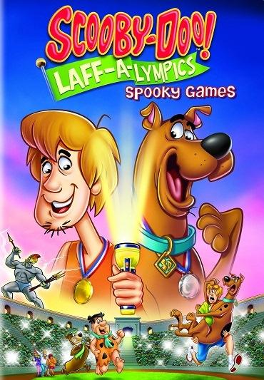 Скуби-Ду!: Олимпийские игры, Забавные состязания - Scooby-Doo! Laff-A-Lympics- Spooky Games
