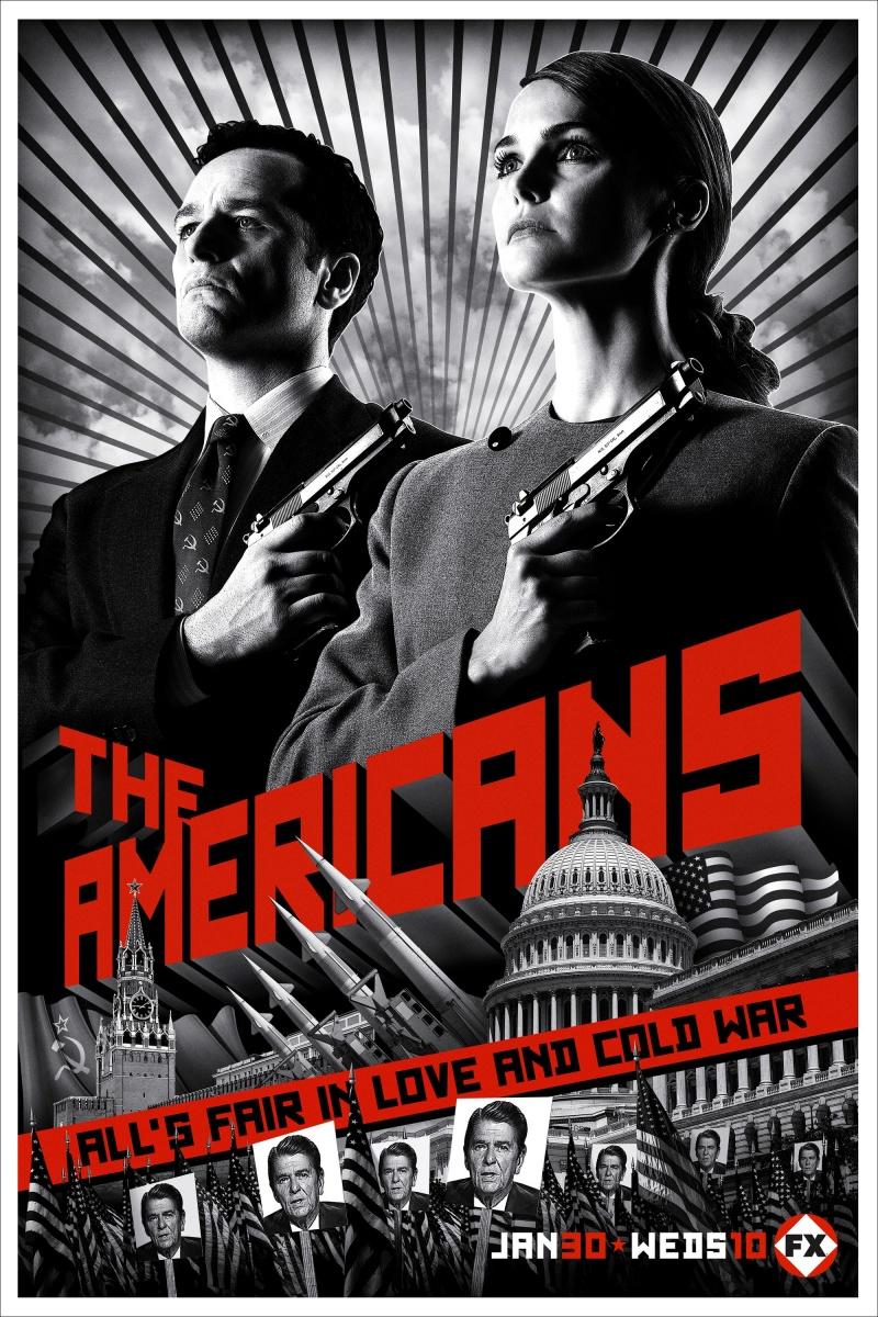 Американцы - The Americans