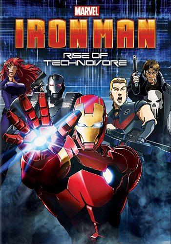 Железный Человек: Восстание Техновора - Iron Man- Rise of Technovore