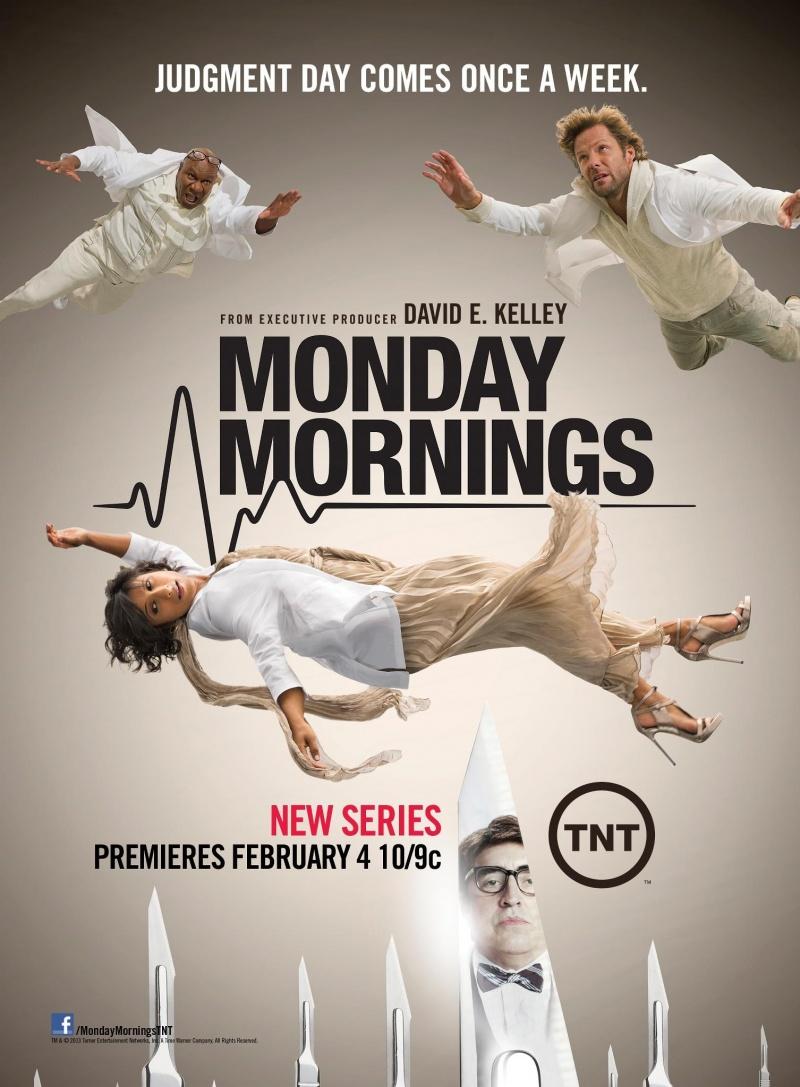 Утро понедельника - Monday Mornings