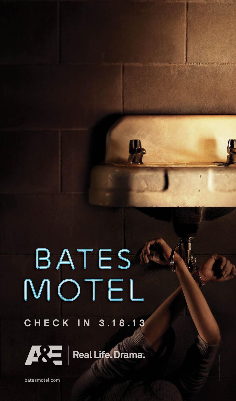 Мотель Бейтса - Bates Motel