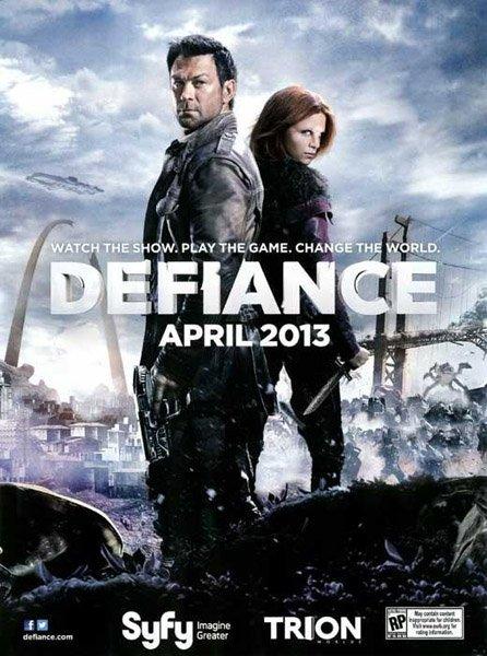 Вызов - Defiance