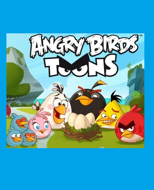 Злые птички - Angry Birds Toons