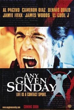 Каждое воскресенье - Any Given Sunday