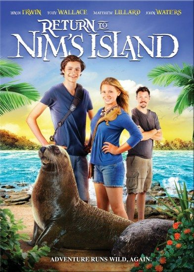 Возвращение на остров Ним - Return to Nim's Island
