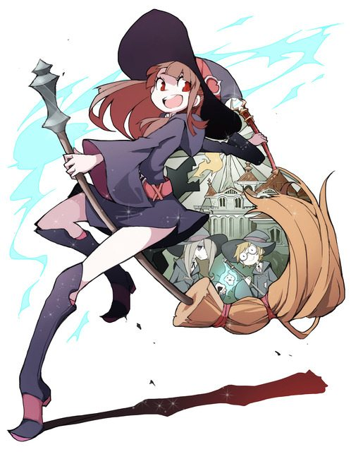 �������� ��������� - Little Witch Academia
