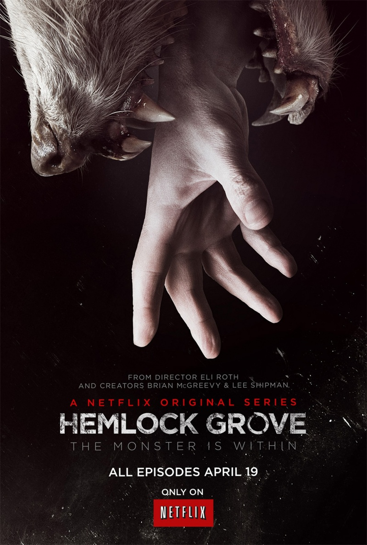 Хемлок Гроув - Hemlock Grove