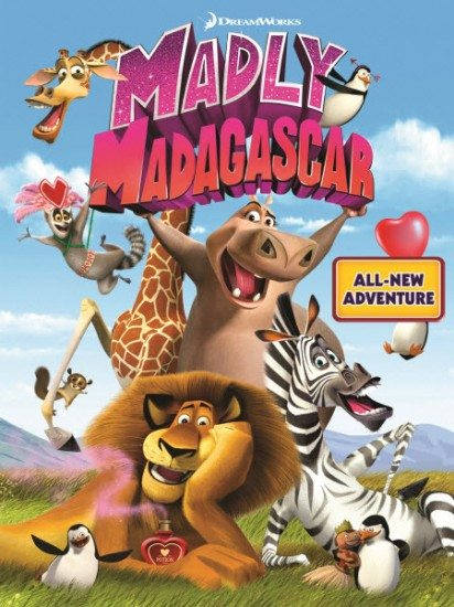 Безумный Мадагаскар - Madly Madagascar