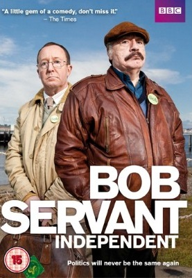 Боб Сервант, независимый кандидат - Bob Servant, independent