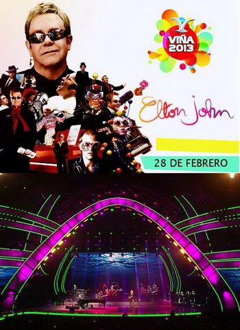 Elton John: Live at The Vina del Mar Festival