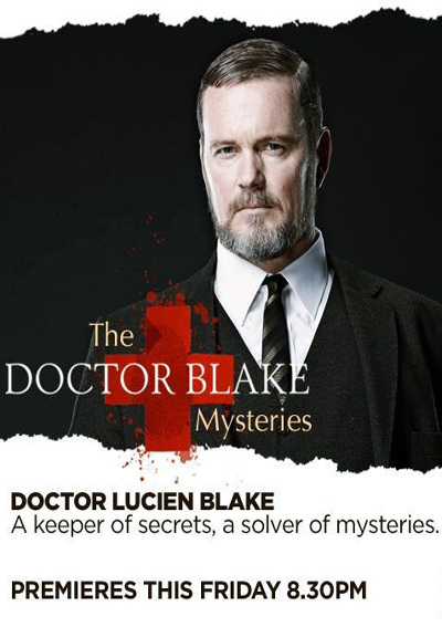 ������ ����� - The Doctor Blake Mysteries