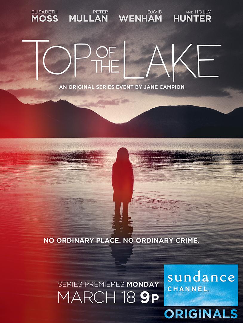 Вершина озера - Top of the Lake