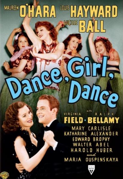Танцуй, девочка, танцуй - Dance, Girl, Dance
