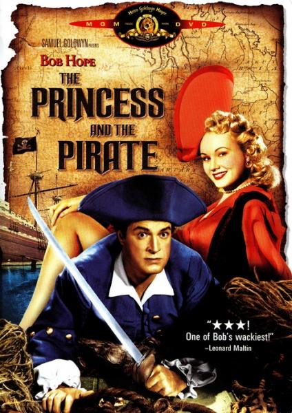Принцесса и пират - The Princess And The Pirate