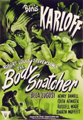 Похитители тел - The Body Snatcher