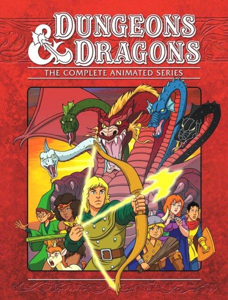 ���������� �������� - Dungeons and Dragons