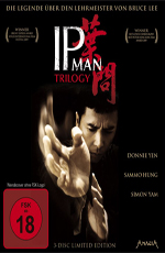 Ип Ман: Трилогия - Ip Man- Trilogy