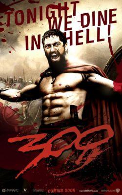 300 спартанцев - 300