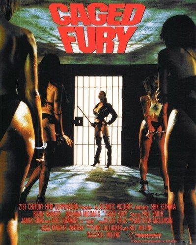 Ярость в клетке - Caged Fury