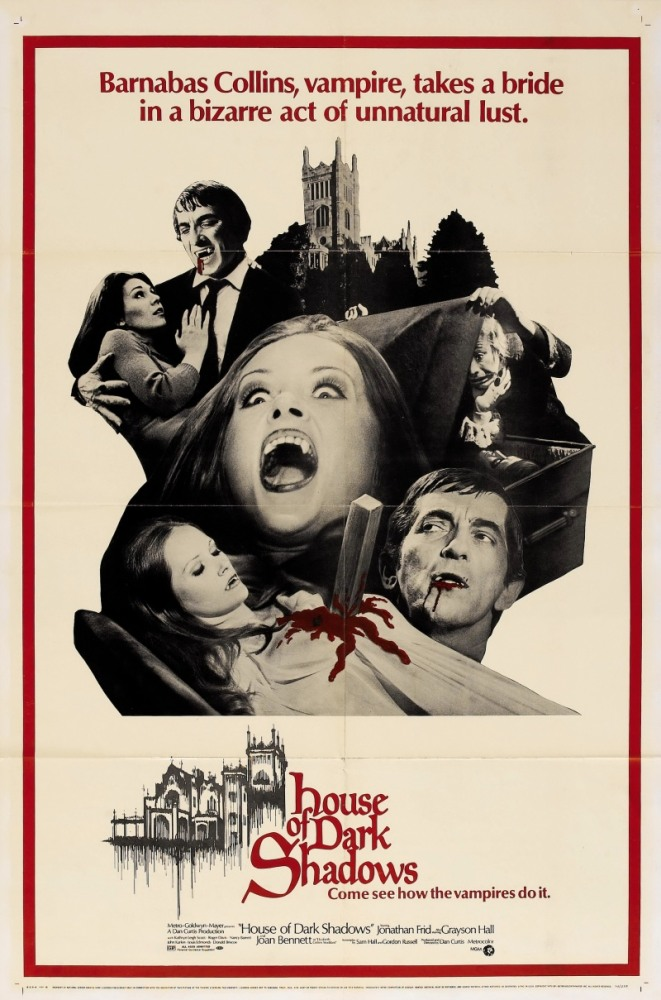 ��� ������ ����� - House of Dark Shadows