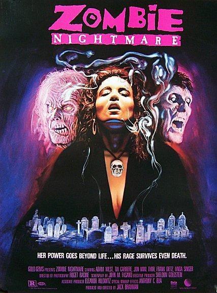 Кошмар зомби - Zombie Nightmare