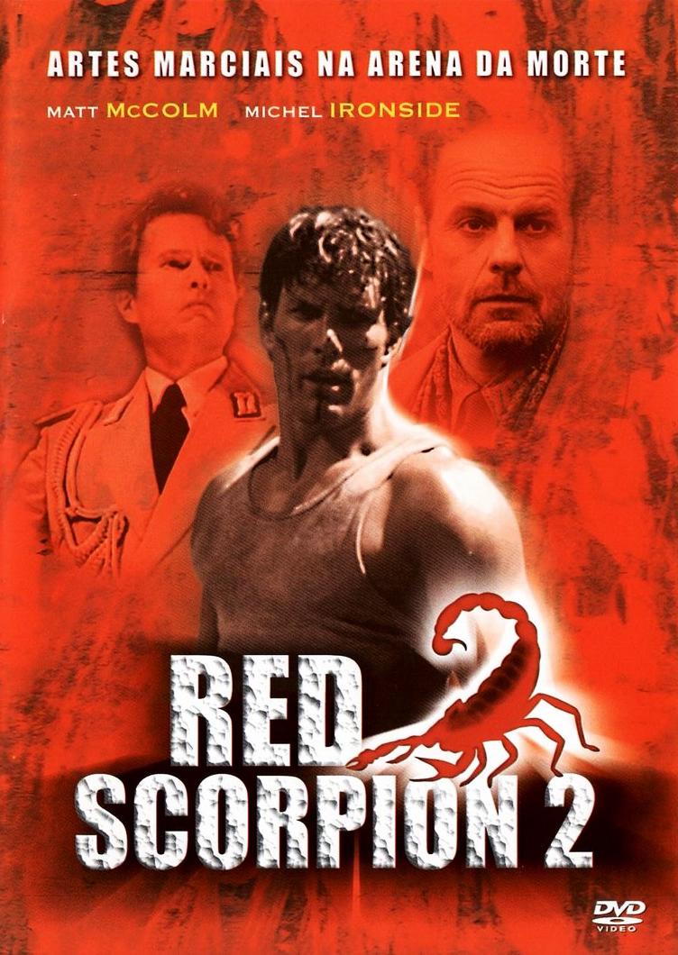 Красный скорпион 2 - Red Scorpion 2