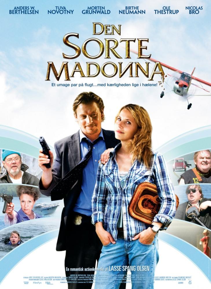 Чёрная Мадонна - Den Sorte Madonna