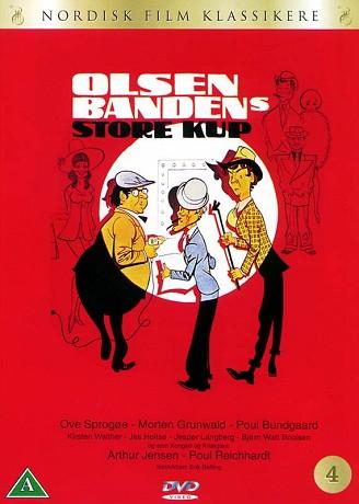 Большое ограбление банды Ольсена - Olsen Bandens store kup
