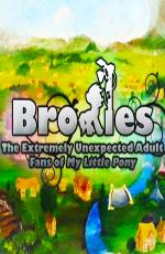 Брони: неожиданно взрослые поклонники Моих Маленьких Пони - Bronies