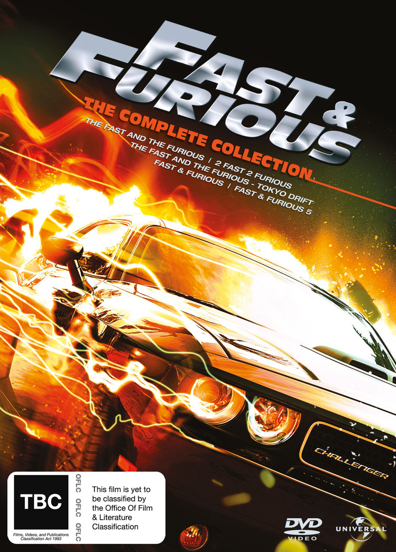 ������: ��������� - �������������� ��������� - Fast and the Furious- Anthology - Bonuces