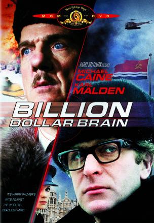 Мозг ценой миллиард долларов - Billion Dollar Brain