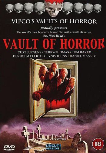 Склеп ужасов - The Vault of Horror