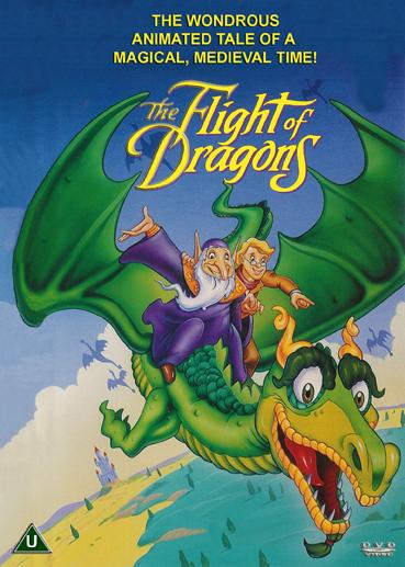 Полет драконов - The Flight of Dragons