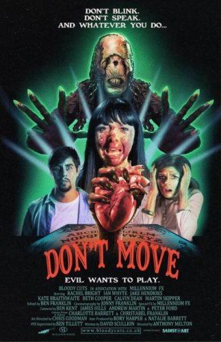 Не двигайся - Don't Move
