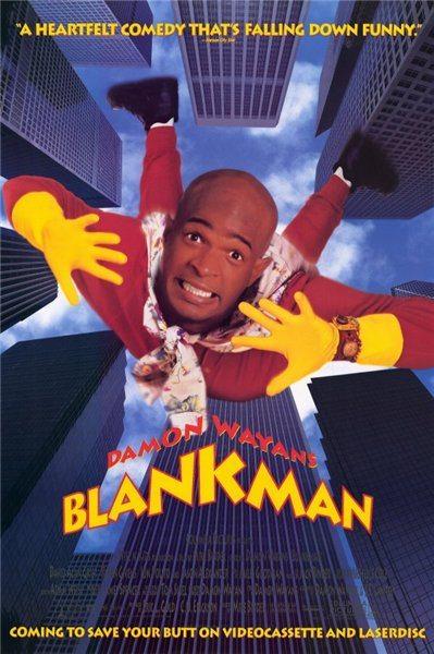 Блэнкмэн - Blankman