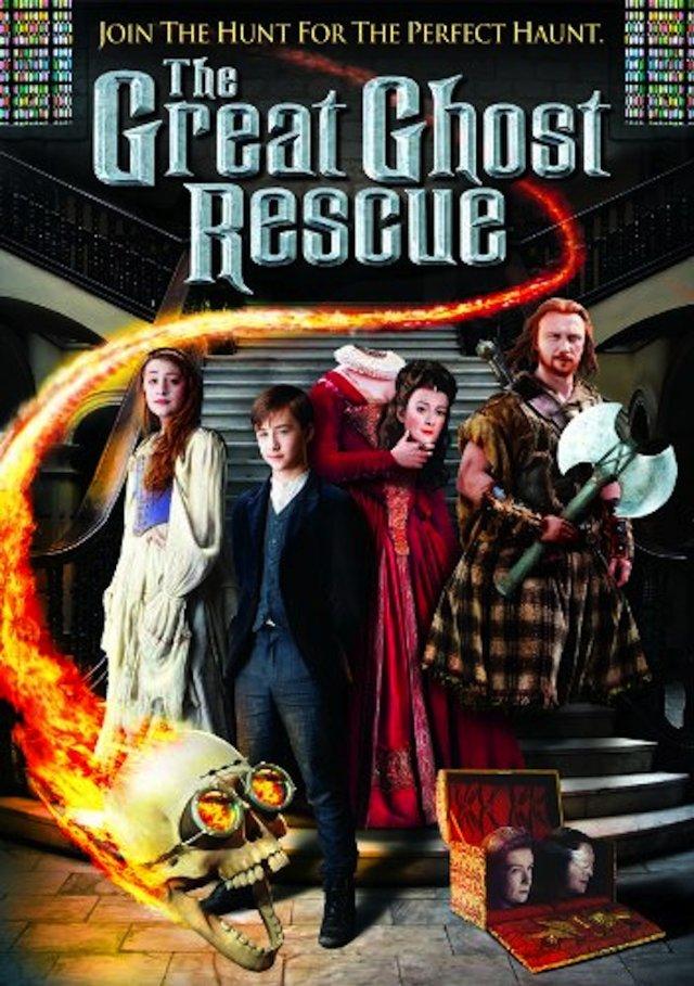 Великое призрачное переселение - The Great Ghost Rescue